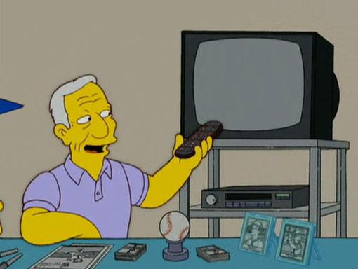 Top 45 de personajes poco recurrentes en los Simpsons