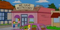 We Have Restrooms!