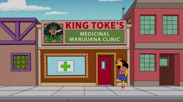 File:King Toke's Medical Marijuana Clinic.JPG