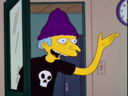 Mr.Burns as Jimbo
