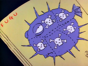 Fugu - Blowfish