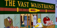 The Vast Waistband