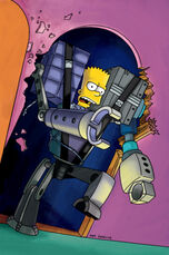 Treehouse of Horror XVI (Promo Picture) 2