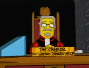Five Characters in Search of an Author Matt Groening