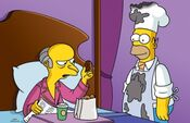 Homer the smithers