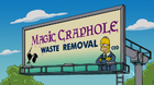Magic Craphole Waste Removal