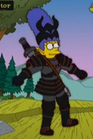 Warrior Marge