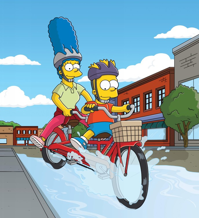 Marge 39 s son poisoning simpsons wiki fandom powered by wikia - Marge simpson et bart ...