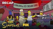 The 400th Episode! Season 28 THE SIMPSONS