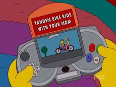 Tandem Bike Ride With Your Mom