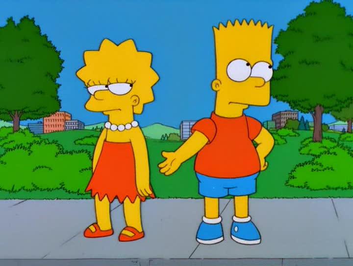 Image bart vs lisa vs the third grade 65 jpg simpsons wiki fandom powered by wikia - Bart et milhouse ...