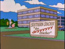 Cracker factory