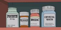 Bart's Medication