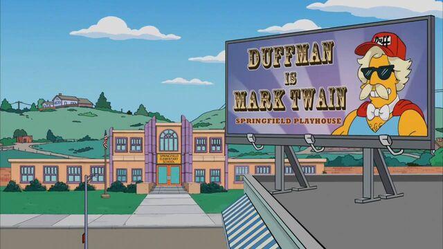 File:Duffman is Mark Twain billboard.jpg