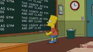 Chief of Hearts Chalkboard Gag