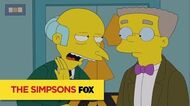 "THE SIMPSONS I Don't Care About The Money from ""The Musk Who Fell To Earth"" ANIMATION on FOX"