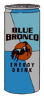 Blue Bronco Energy Drink
