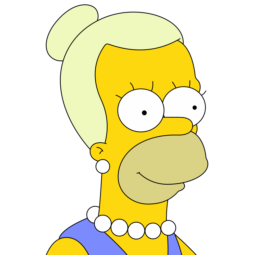 Woman Resembling Homer Simpsons Wiki Fandom Powered By
