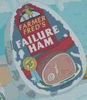 Failure ham