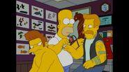 Homer and Lisa Exchange Cross Words (072)
