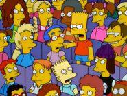 Bart vs. Lisa vs. the Third Grade 27A