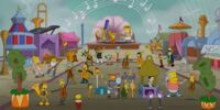 Musicville couch gag