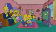 Rednecks and Broomsticks (Couch Gag) 3