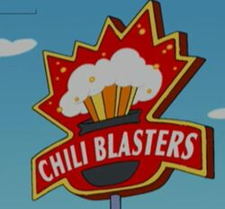 Chili blastgers