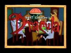 Bart Simpson's Dracula