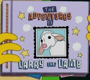 Larry the lamb's journal