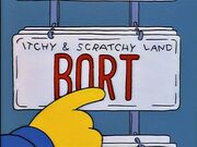 Bort namesign