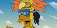 Mayan scientist