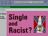 Single and racist