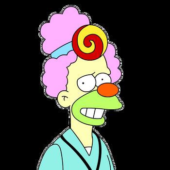 Clown doctor simpsons wiki fandom powered by wikia - Clown simpson ...
