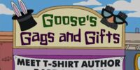 Goose's Gags and Gifts
