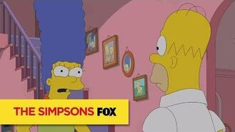 "THE SIMPSONS The Truth Comes Out from ""How Lisa Got Her Marge Back"" ANIMATION on FOX"