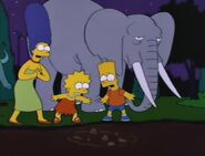 Bart Gets an Elephant 97
