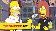 "Finding the Right Instrument for Homer from ""Covercraft"" THE SIMPSONS ANIMATION on FOX"