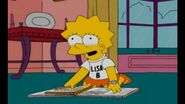 Homer and Lisa Exchange Cross Words (246)