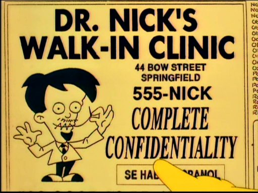 File:Dr. Nick's Walk-In Clinic.jpg