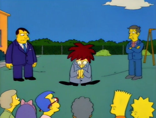 The Simpsons- Sideshow Bob Steps On Rakes For 10 Minutes - YouTube