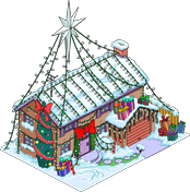 Tasteful Festive Flanders House Tapped Out