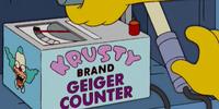 Krusty Brand Geiger Counter