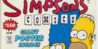 Simpsons Comics 150