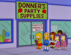 Donner's