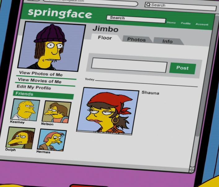 Résultats de recherche d'images pour «Shauna the Simpsons»