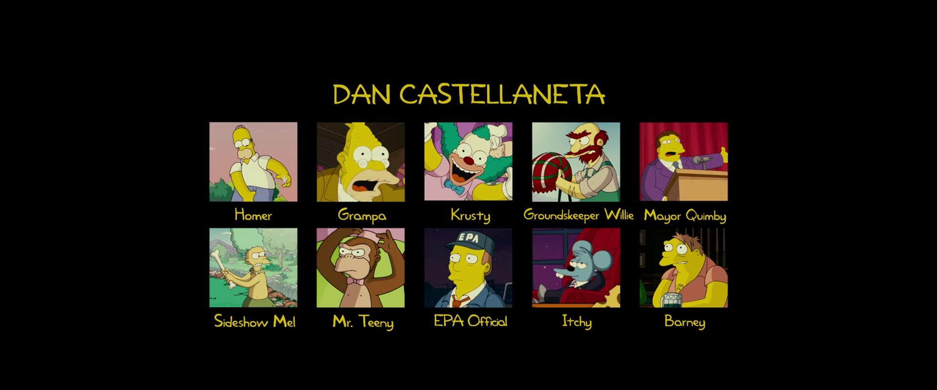 Simpsons end credits theme casino gambling deals in las vegas
