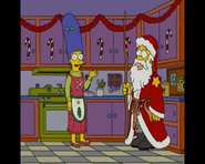 The Simpsons' Christmas Message -00010