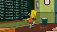 Bart gets a Z -00001