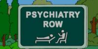 Psychiatry Row